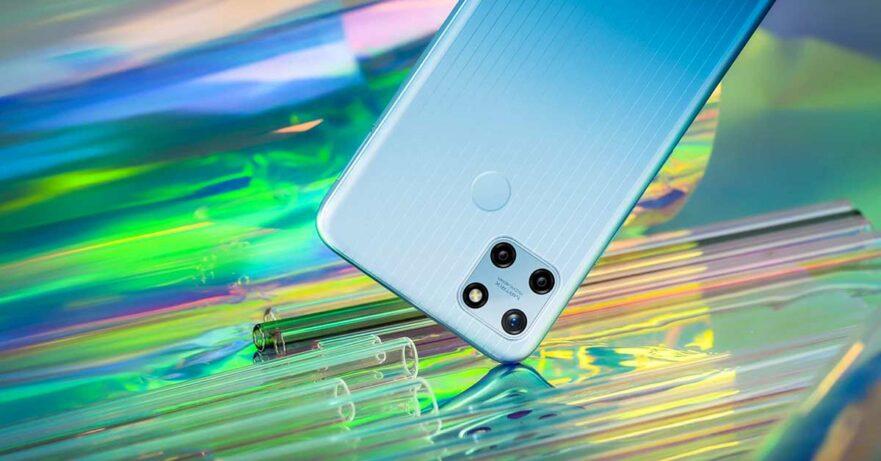 Realme C25Y price and specs via Revu Philippines