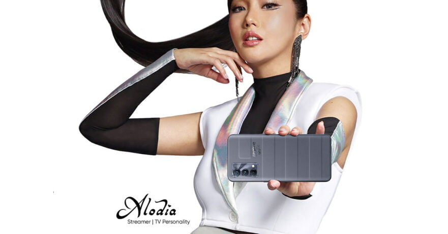 Realme GT Master Edition price and specs with Alodia Gosiengfiao via Revu Philippines