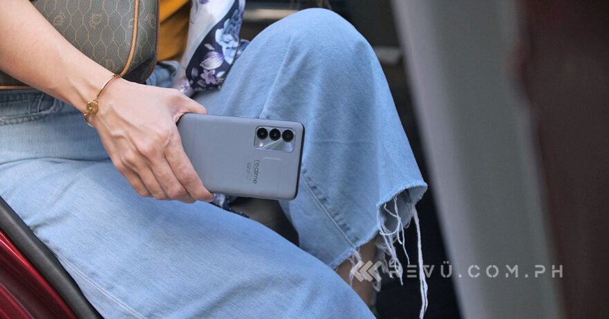 Realme GT Master Edition review and price and specs via Revu Philippines