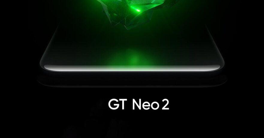 Realme GT Neo2 launch teaser in China via Revu Philippines