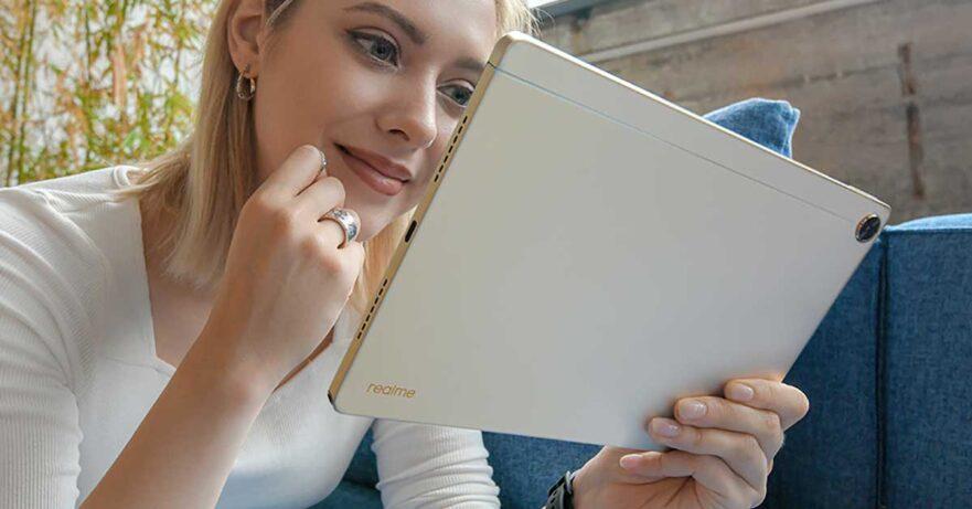 Realme Pad tablet price and specs via Revu Philippines
