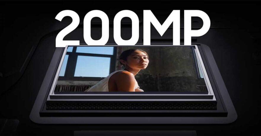 Samsung Isocell HP1 200-megapixel smartphone camera sensor via Revu Philippines