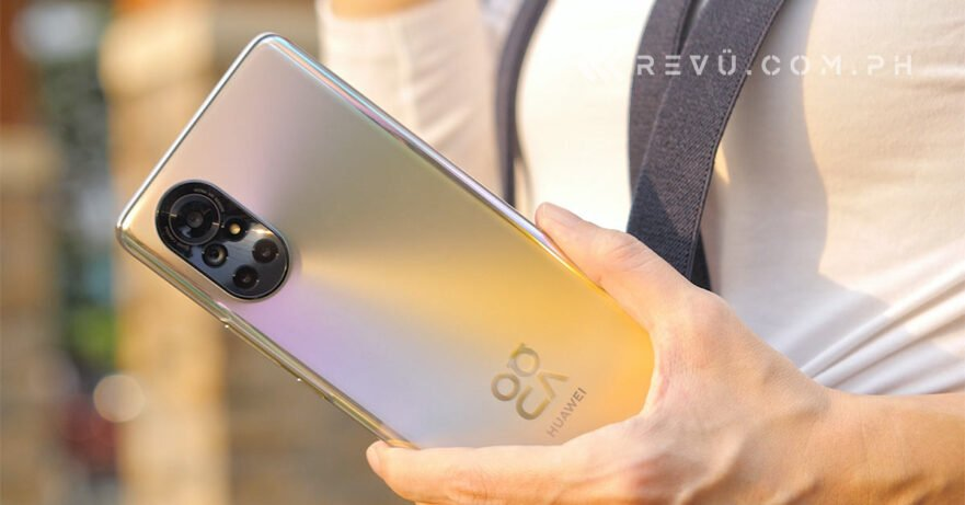 Huawei Nova 8 top features reviewed by Revu Philippines