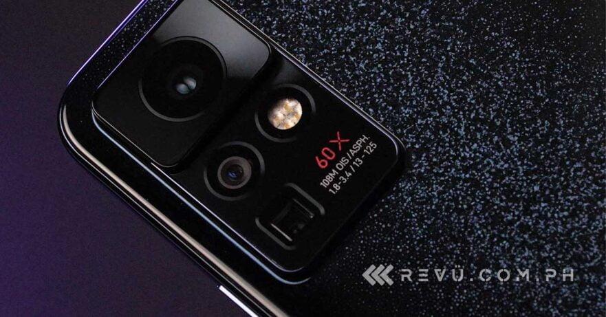 Infinix Zero X Pro price and specs via Revu Philippines