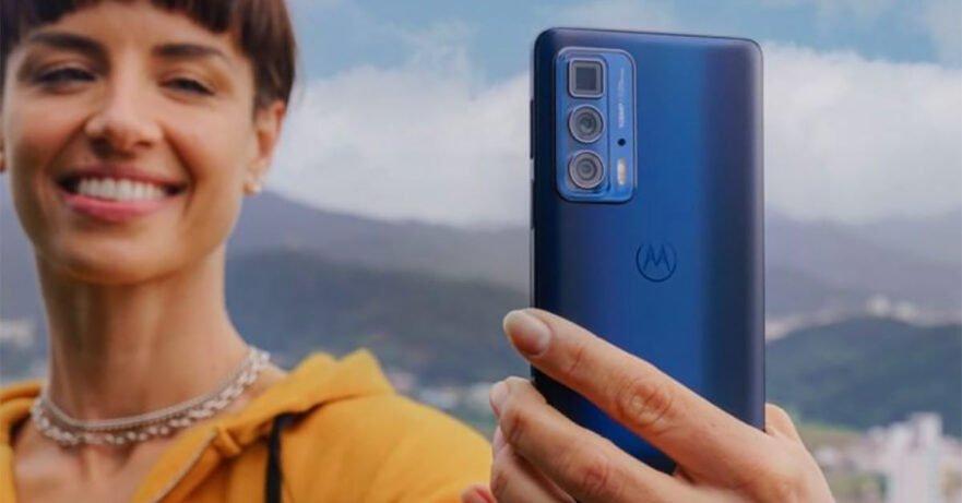 Motorola Edge 20 Pro price and specs via Revu Philippines