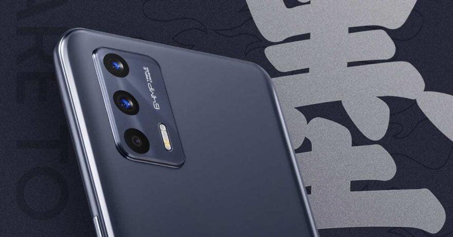 Realme GT Neo2T design confirmed via Revu Philippines